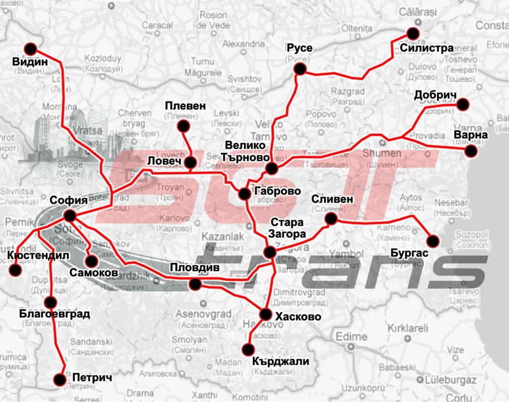 Транспортни услуги в България